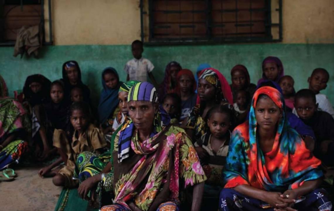 République centrafricaine, 2013.
