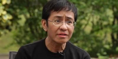 Maria Ressa - Die Social Media-Bedrohung (Philippinen)