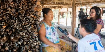 Un podcast pour donner la parole à toutes les communautés du Myanmar