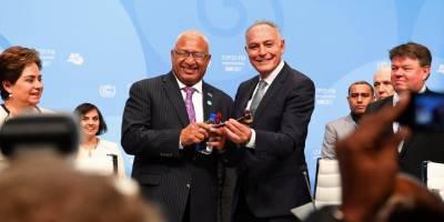 Des Fiji au Mali : faire face aux effets du réchauffement climatique