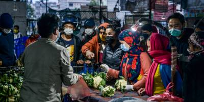 Our support to local media in Nepal for the coverage of the COVID-19 crisis