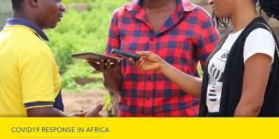 Riposte au Covid-19 en Afrique : Ensemble pour une information fiable