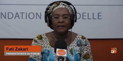 TV broadcast of Studio Kalangou's programs in Niger