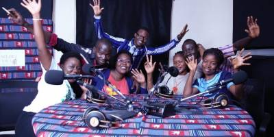 Studio Yafa, our new program for Youth in Burkina Faso