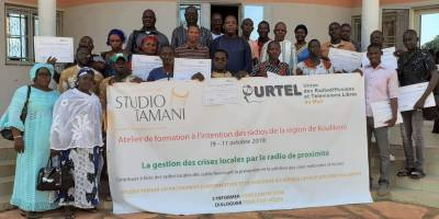 Mali: radio stations trained to prevent the escalation of violence