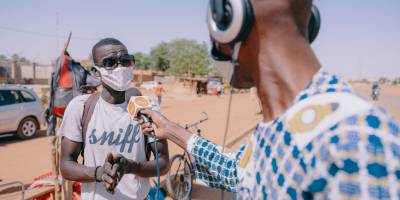 COVID-19 en Afrique & lutte contre la désinformation :  notre programme avec le soutien de l'Union européenne