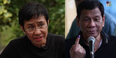 """""""If you cannot agree on the facts, you have no democracy"""" : our masterclass with Maria Ressa, Nobel Peace Prize 2021"""
