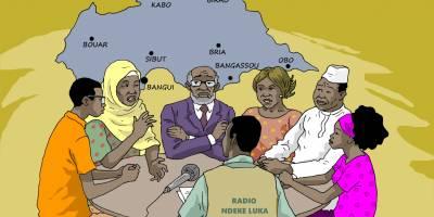 Radio Ndeke Luka en première ligne pour contrer la désinformation avant les élections en RCA