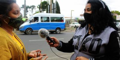 Covid-19 in Madagascar: Studio Sifaka's young journalists on the frontline of news