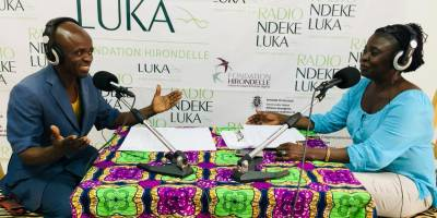 In CAR, education programs by Radio Ndeke Luka for pupils at home because of Covid-19