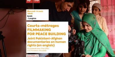 Droits Humains au Pakistan : trois documentaires diffusés au FIFDH à Genève