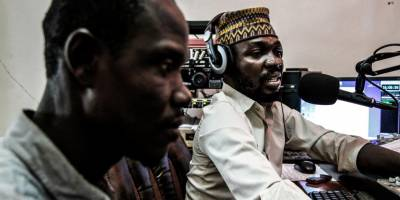 Managing stress in a crisis context: training at Radio Ndeke Luka