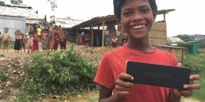 Informer lors de crises humanitaires : notre partenariat avec la Chaîne du Bonheur