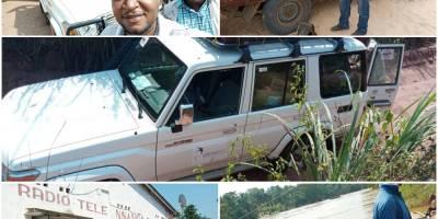 Un voyage au coeur du Congo pour équiper les radios du Kasaï