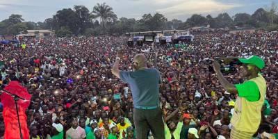République centrafricaine: une marée humaine pour dire « NON » à la désinformation