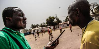 New Radio Ndeke Luka programmes for the Central African people