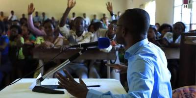 A video to discover our programme Ngoma Wa Kasaï in the DRC