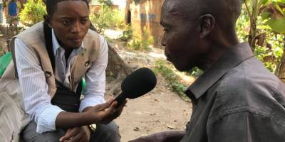 "Notre nouveau programme ""Ngoma Wa Kasaï"" en ondes à Kananga, RDC"