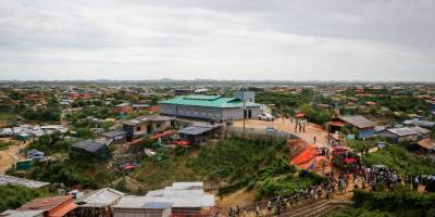 A report from The Splice Newsroom on the Rohingya community media in the refugee camp