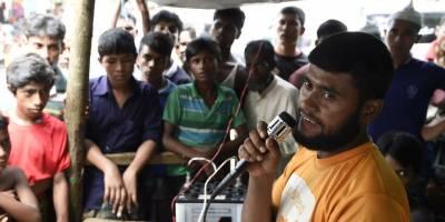Améliorer l'information des réfugiés Rohingya au Bangladesh