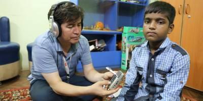 Formation à la production de documentaires audio et vidéo sur les droits de l'Homme au Pakistan