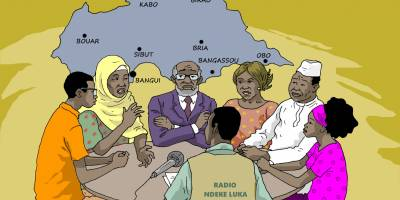 Radio Ndeke Luka on the frontline to counter misinformation ahead of CAR elections
