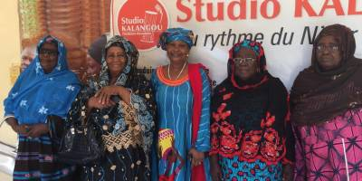 Studio Kalangou gives voice to women's rights activists in Niger