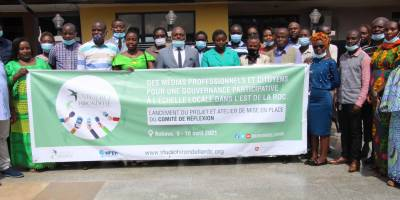 DRC: Support to the media in South Kivu for a better participation of citizens to governance