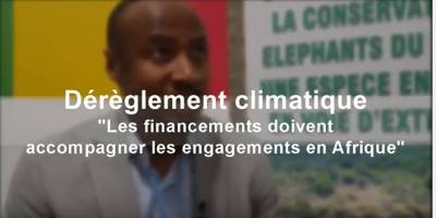 An interview with the speaker of the African negociators at the COP24