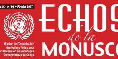 MONUSCO Magazine in the DRC devoted to the 15 years of Radio Okapi