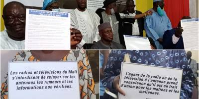 Studio Tamani inspires the new Charter of Radio and Television Stations in Mali