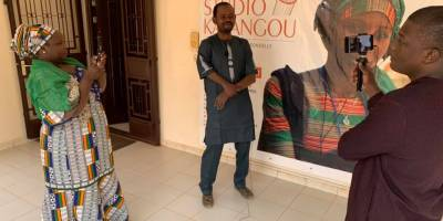 Studio Kalangou launches new video productions in Niger
