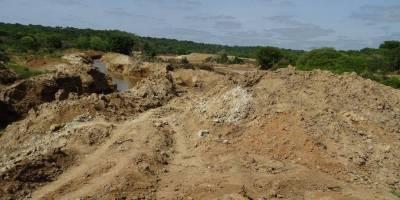 En République centrafricaine, l'environnement est menacé par les exploitations minières chinoises