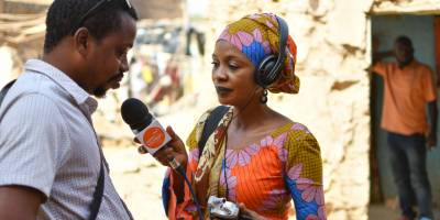 Quel rôle des médias pour l'égalité des genres dans des contextes fragiles?