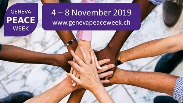 Geneva Peace Week Programme release