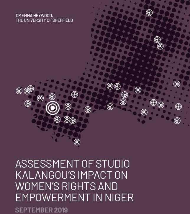Assessment of Studio Kalangou's impact on women's rights and empowerment in Niger