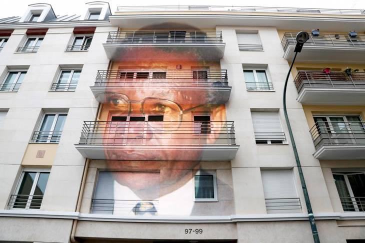 Après 23 ans de cavale, Félicien Kabuga a été arrêté dans un appartement de cet immeuble à Asnières-sur-Seine, près de Paris, le 16 mai.